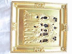 Икона св. Дарья, Иоанн Печерский, Павел Фивейский, Праведная Елизавета, Ирина 18 век, фото 3