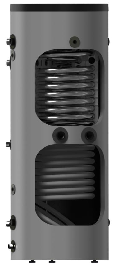 Аккумулирующий бак NADO 300 v6 - 20