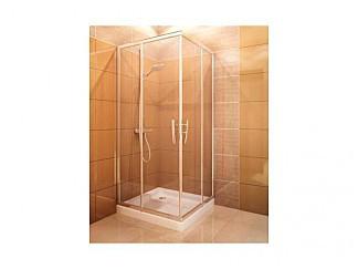 PXS2L/900 Brillant/Transparent Душова двері