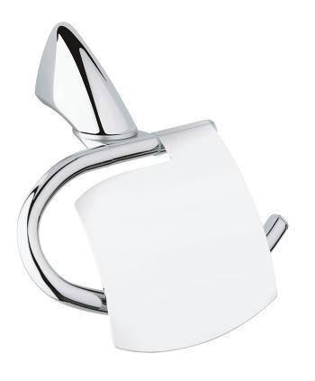 Chiara Держатель туалетной бумаги (с крышкой), фото 2