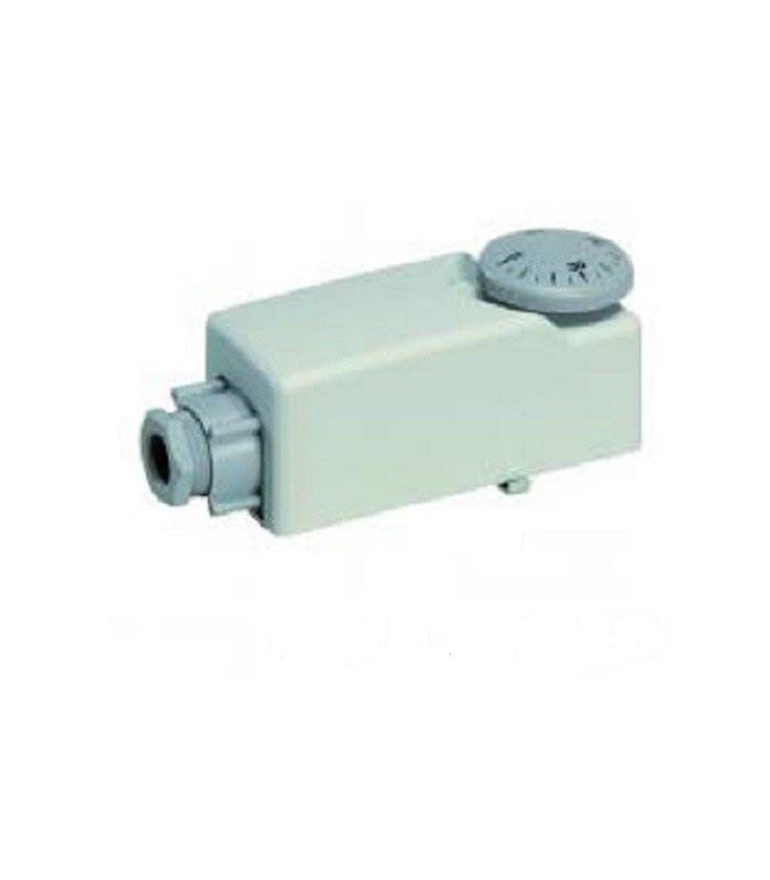 Биметалический контактный термостат безопасности