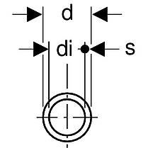 Металопластикові труби D26мм Geberit Volex, в бухті 50м, фото 2