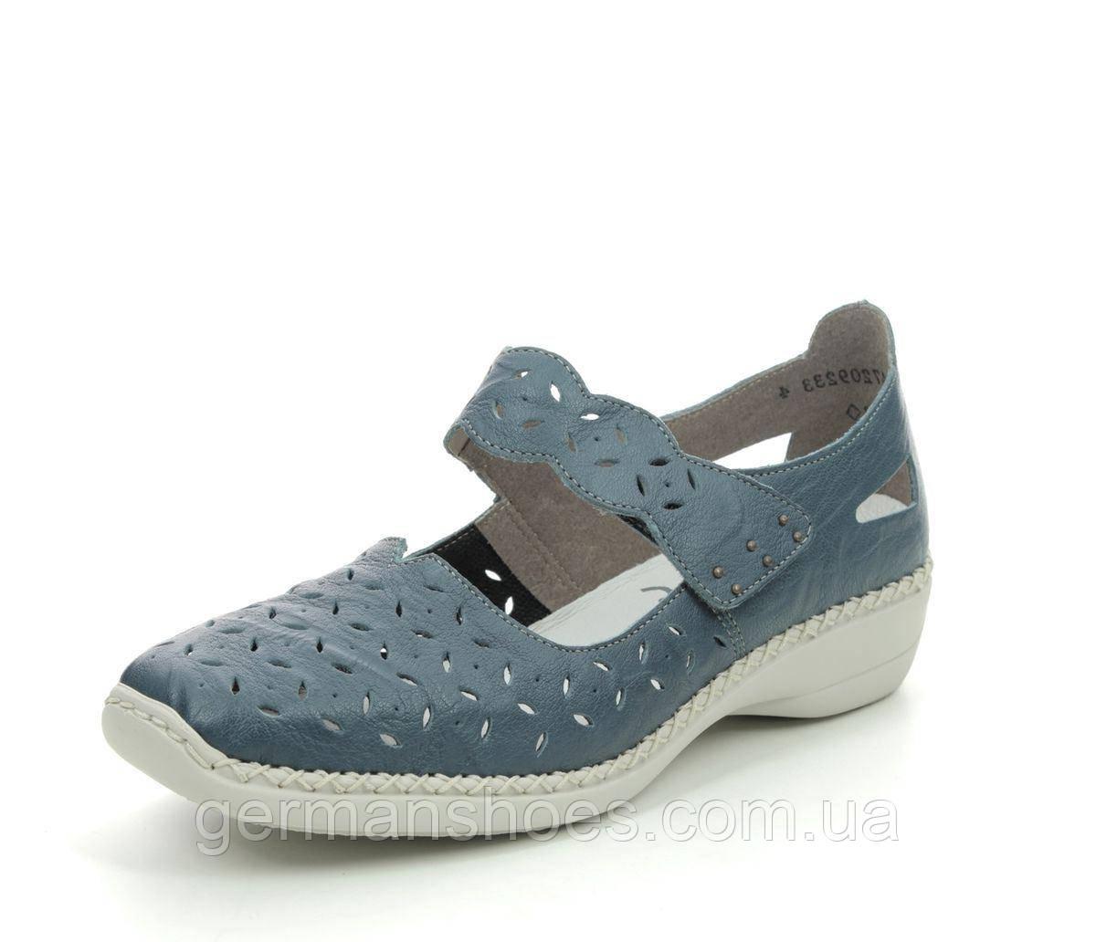Туфлі жіночі Rieker 41377-12