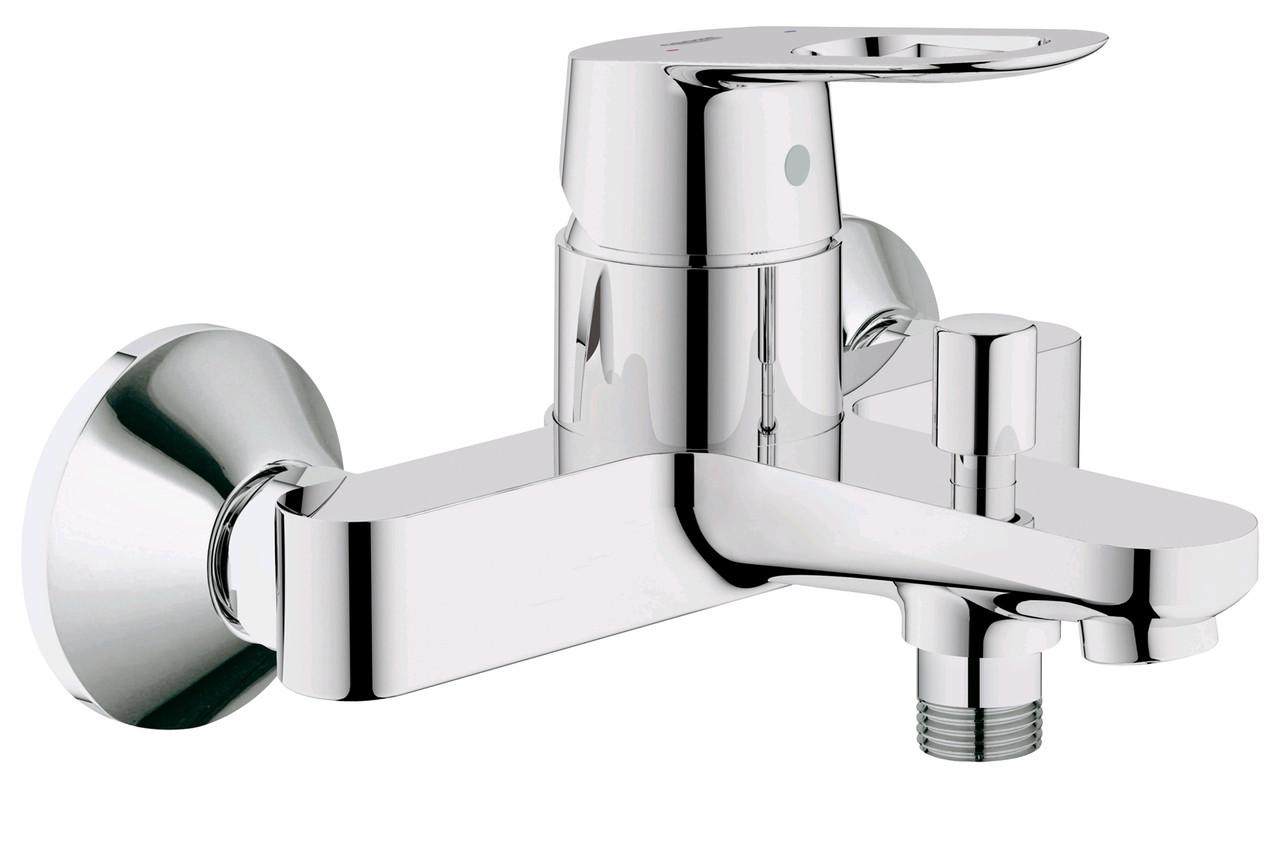 BauLoop Смеситель однорычажный для ванны, DN 15, настенный монтаж