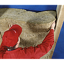 Мінеральна вата Rockwool Rockmin Plus Роквул Рокмін Плюс 100 мм, фото 4