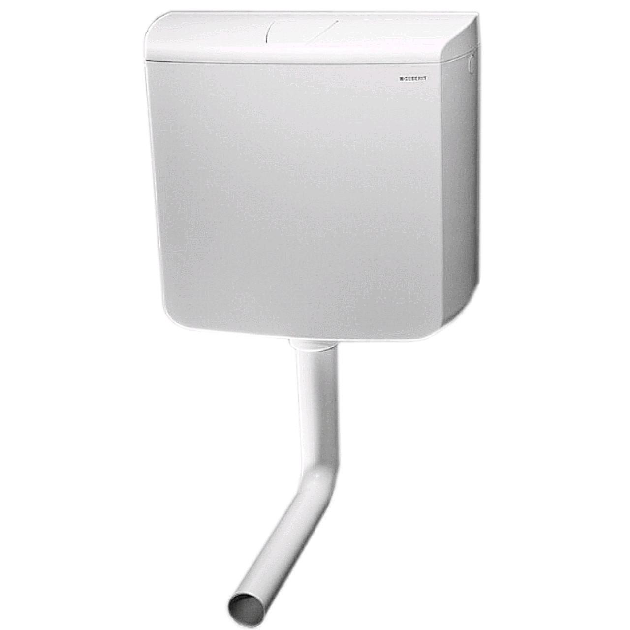 Бачок наружный AP110, stop-and-go flush, для низкого монтажа