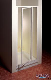 Душевые двери RAVAK серии SDOP-90 (Grape) White 03V70100ZG