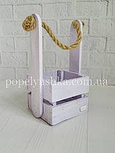 Ящик малий квадратний