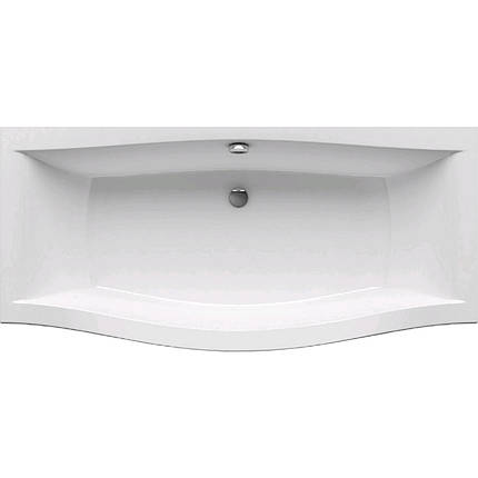 Асимметричная акриловая ванна RAVAK серии Magnolia 1,8х0.75 C601000000, фото 2