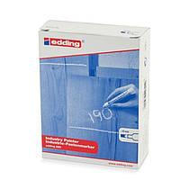 Маркер по металлу белый edding e-950 Industry Painter