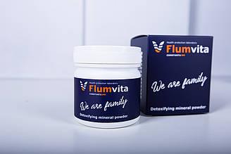 Натуральный детокс-продукт Flumvita Constanta на основе природного минерала 100 г (001)