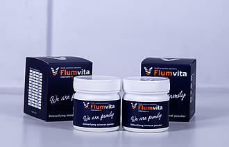 Натуральная детокс-программа Flumvita Constanta на основе природного минерала 200 г (002)
