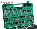 Набор головок ключей инструментов 108 ед TA200 Tagred Польша, фото 2