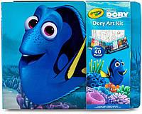 Набор Crayola Dory Art Kit - фломастеры, карандаши и раскраски для детей