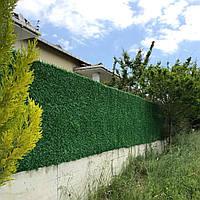 Забор Рулонный, Хвойный забор сетка, Живой забор