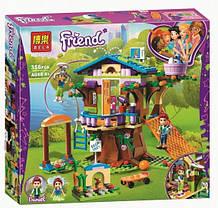 """Конструктор Bela Friends 10854 """"Домик Мии на дереве"""" (аналог Lego Friends 41335), 356 деталей"""