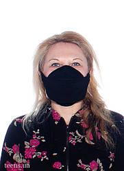 Женская защитная маска для лица