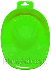 Ванночка для маникюра Зеленая Sibel