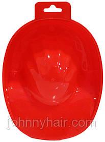 Ванночка для маникюра Красная Sibel