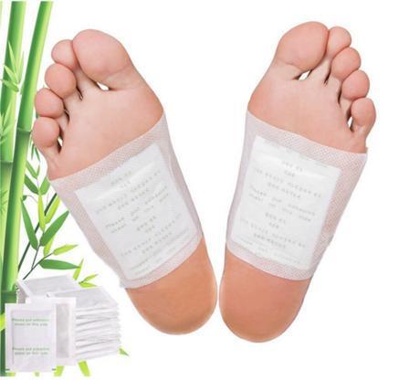 Kinoki Detox - Пластир для посилення імунітету та очищення організму - 2 штуки