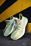 """Стильные кроссовки Adidas Yeezy Boost 350 """"Antlia"""" Reflective (Адидас Изи Буст 350 Полный рефлектив), фото 7"""