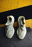 """Стильные кроссовки Adidas Yeezy Boost 350 """"Antlia"""" Reflective (Адидас Изи Буст 350 Полный рефлектив), фото 9"""