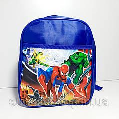 Рюкзак для хлопчика Мультгерої
