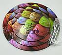 Стойка подставка фуршетная для пирожных капкейков трехъярусная Ø 20, 25, 30, фото 3