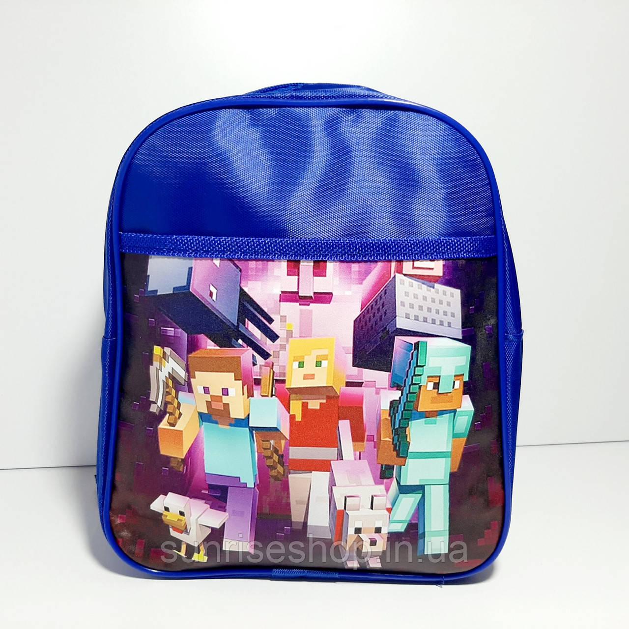 Рюкзак для мальчика Мультгерои