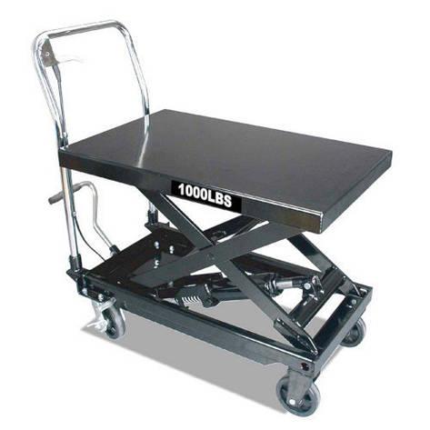 Стол гидравлический подкатной 500кг TORIN TP05001, фото 2