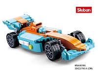 Конструктор Автогонки SLUBAN M38-B0763