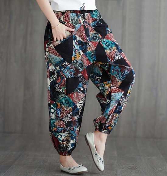 Султанки женские штаны летние