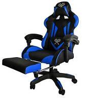 Геймерське Комп'ютерне спортивне крісло офісне Ігрове крісло Геймерское кресло Компьютерное кресло спортивное