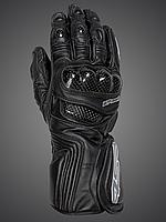 Мотоперчатки 4SR 001 (чёрные)