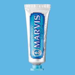 Зубная паста с легким мятным вкусом MARVIS Aquatic Mint, 25 мл
