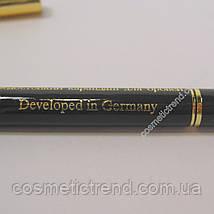 Карандаш для бровей водостойкий Ultra Black (ультра черный) №309 El Corazon, фото 3