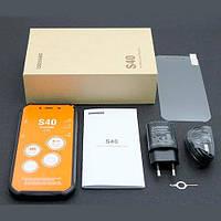 Противоударный мобильный телефон Doogee S40 3Gb/32Gb IP68! NFC 4G Android 9 Pie