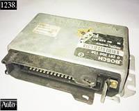 Электронный блок управления ЭБУ Opel Omega Senator B 3.0.87-89г (C30NE)