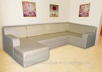 Кожаная мебель для офиса Венеция