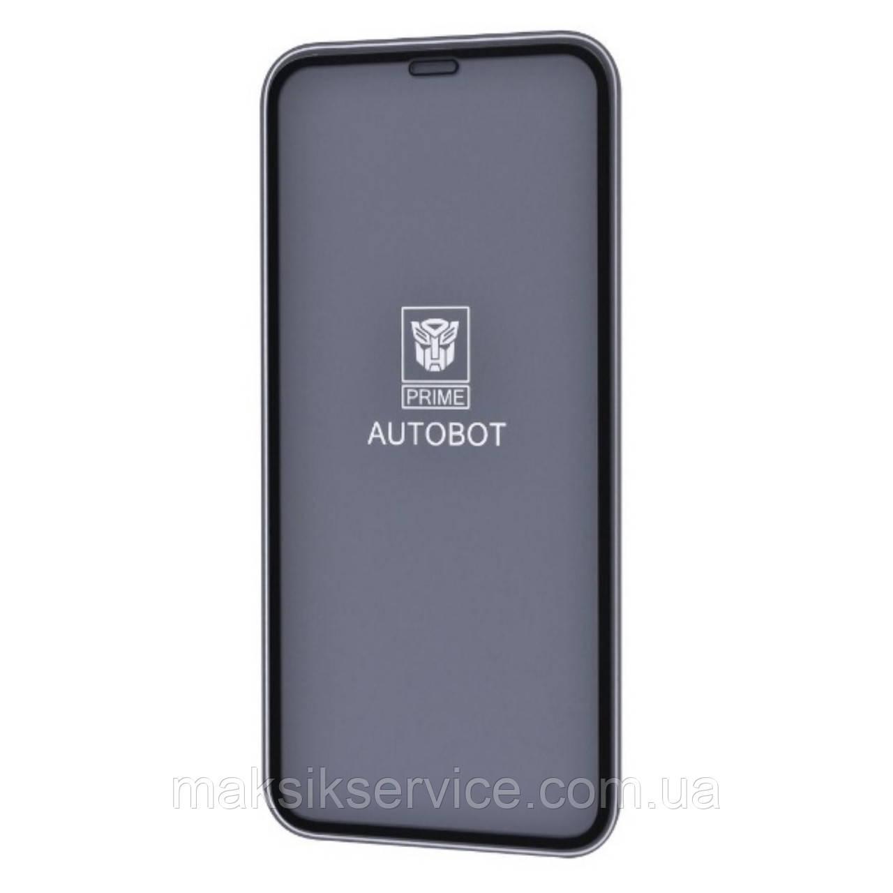 Защитное стекло Full Screen Prime Autobot Iphone Xr black