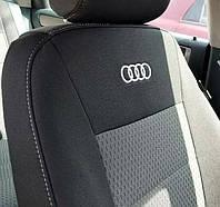 Авточехлы Audi A-6 (C5) раздельный с 1997-2004 г EMC-ELEGANT