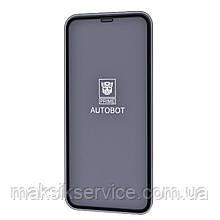 Защитное стекло Full Screen Prime Autobot Iphone 11 black