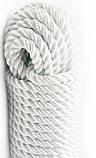 Верёвка (канат) д.8 мм-1700 кгс якорная, лодочная(50м), фото 2
