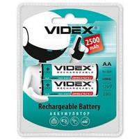 Аккумуляторы Videx HR6 AA 2500 mAh 1,2 В