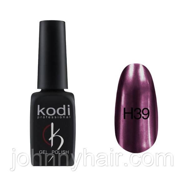 """Гель-лак для нігтів Kodi Professional """"Hollywood"""" №H39 8 мл"""