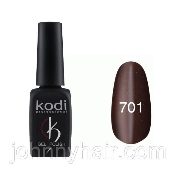 """Гель-лак для ногтей Kodi Professional """"Cat Eye"""" №701 8 мл"""