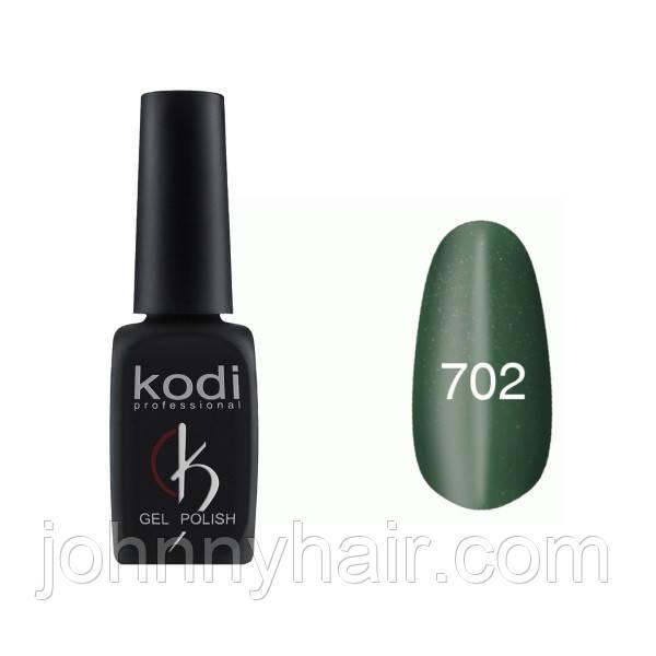 """Гель-лак для ногтей Kodi Professional """"Cat Eye"""" №702 8 мл"""