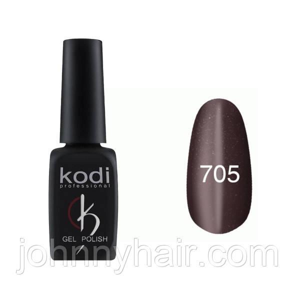 """Гель-лак для нігтів Kodi Professional """"Cat Eye"""" №705 8 мл"""
