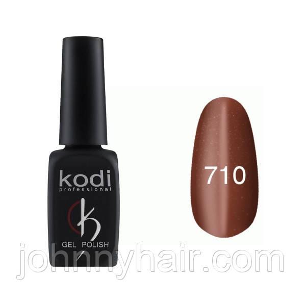 """Гель-лак для ногтей Kodi Professional """"Cat Eye"""" №710 8 мл"""