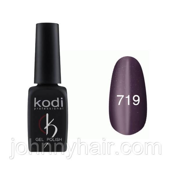 """Гель-лак для нігтів Kodi Professional """"Cat Eye"""" №719 8 мл"""